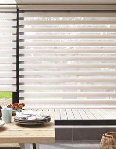 Hunter Douglas, Persiana Double Vision, Blinds, Curtains, Home Decor, Soft Fabrics, Colors, Shades, Sunroom Blinds