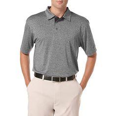 Ben Hogan Performance Heather Short Sleeve Polo Shirt