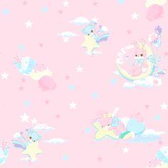 Rabbit Pastel Wallpaper