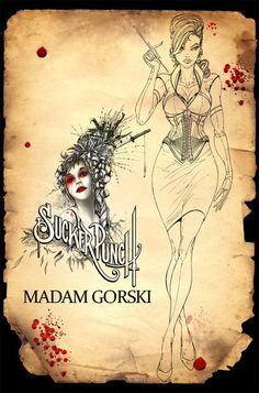 Sucker Punch Madam Gorski by *jamietyndall on deviantART