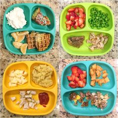 Kids Meals Toddler Meal Ideas - Need some healthy toddler meal ideas? Here are 50 kid-friendly ideas for breakfast, lunch and dinner to help inspire you if you're stuck in a rut! Healthy Toddler Meals, Toddler Snacks, Kids Meals, Healthy Snacks, Easy Meals, Healthy Recipes, Toddler Breakfast Ideas, Toddler Menu, Toddler Friendly Meals