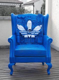 adidas originals store by veiray zhang, via Behance