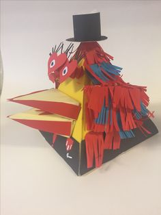 Vogel met karakter