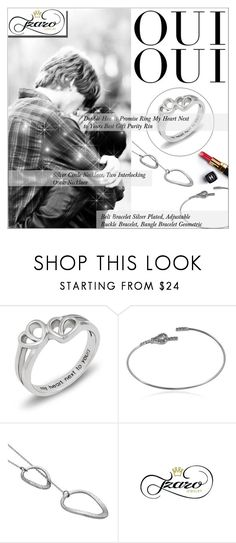 """TZARO Jewelry 6/6"" by shambala-379 ❤ liked on Polyvore featuring Chanel, Oui, tzarojewelry and tzaro"