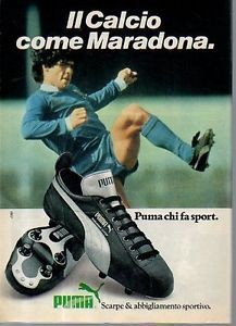 MA78-Pubblicita-Advertising-Werbung-1983-Puma-Maradona-super