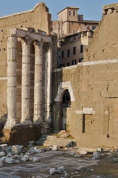 Rome, Italy... or the fall of Trenzalore?