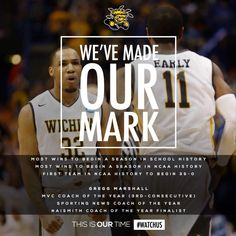 Undefeated team to go to NCAA! Wsu Basketball, Basketball Shorts Girls, Basketball Games For Kids, Basketball Floor, Adidas Basketball Shoes, Wsu Shockers, American Athletic Conference, Ncaa Final Four, Coach Of The Year
