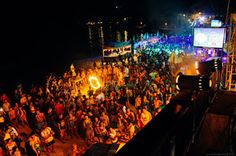 Full Moon Party, Koh Phangan, Thailand. Tickets and transport is arranged at Island Info Samui, inside ARKbar Beach Resort, Chaweng Beach, Koh Samui. More Full Moon Party and Tour Info at: http://www.islandinfokohsamui.com/