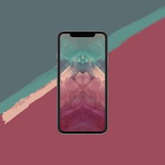 PinkandBlue phone wallpaper.free99