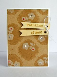 Jillibean Soup Bean Talk: Cards on Friday! -- Stamps & Stencils, Stampables -- Nicole Nowosad