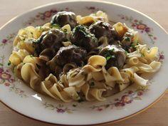 Swedish Meatballs recipe from Ree Drummond via Food Network