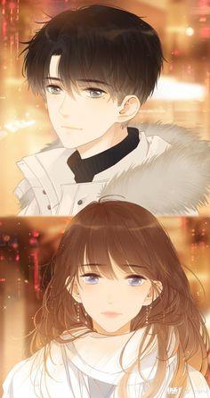 - Everything About Anime Anime Angel Girl, Anime Art Girl, Manga Art, Manga Anime, Anime Love Story, Anime Love Couple, Anime Couples Drawings, Anime Couples Manga, Manhwa