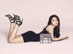 AOA's Seolhyun Endorses Hazzy's Accessories Fnc Entertainment, Korean Entertainment, Kwon Mina, Kim Seol Hyun, Seolhyun, Running Man, Korean Singer, Girl Group, Jimin