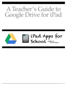 Google Drive (ACCESS) - View and edit Google documents and spreadsheets and view other files you've uploaded from your computer.  You can upload photos and videos from your iPad as well.