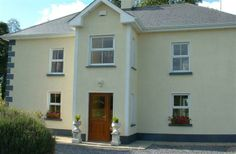 4 Bedroom Farmhouse in Longford, Ireland to rent from pw. With wheelchair access, TV and DVD. Countryside, Ireland, Garage Doors, September, Shed, Farmhouse, Outdoor Structures, Homes, Tv