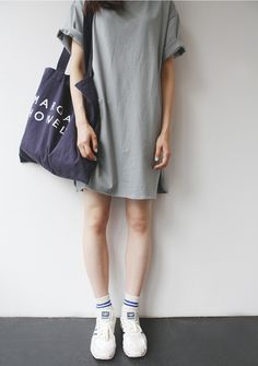 Margaret Howell Tote Bag - Casual Korean Style