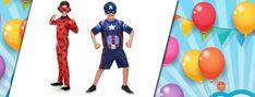 O aniversário do seu filho(a) é um momento mágico e muito divertido! Para completa-lo, escolha uma fantasia infantil incrível. Acesse o blog veja 6 dicas de fantasias.