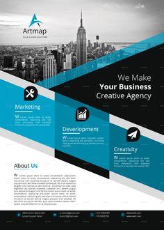 Corporate Flyer Preview - GraphicRiver Web Design, Game Design, Website Design Layout, Flyer And Poster Design, Graphic Design Brochure, Corporate Event Design, Corporate Flyer, Mise En Page Portfolio, Powerpoint Design Templates