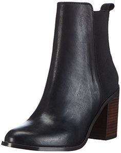 London, Boots femme - Marron (Brown 01), 36 EUBuffalo