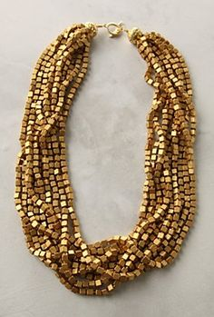 gold necklace  #bijoux #bijouxcreateur #bijouxfantaisie #jewelry #bijoux2016