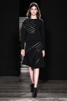 Jay Ahr Fall 2014 Ready-to-Wear Collection Slideshow on Style.com