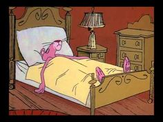 Pink Panther Episode 59 Im Pink der Nacht Disc 3 HQ - Paulchen - Pars Classic Cartoon Characters, Cartoon Books, Favorite Cartoon Character, Classic Cartoons, Cartoon Pics, Panther, Panthères Roses, Pink Panter, Animation Stop Motion