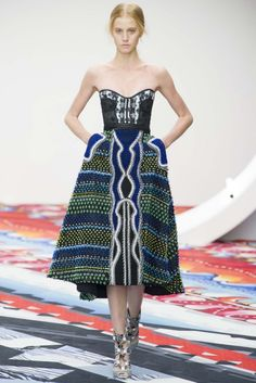 Peter Pilotto Ready-to-Wear S/S 2013