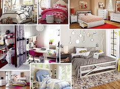 Dormitorios y Recámaras para Jovencitas by artesydisenos.blogspot.com