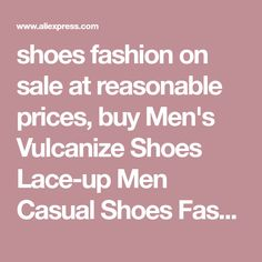 shoes fashion on sale at reasonable prices, buy Men's Vulcanize Shoes Lace-up Men Casual Shoes Fashion High Top Men High Pipe Retro Comfortable Men's Flat Shoes TR642863 from mobile site on Aliexpress Now!