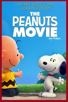 Charlie Brown, Snoopy and  yes, even Lucy can teach our kids a lot. Take a peek at the life lessons learned from the Peanuts Movie - Parenting Tips Kids Activities and Crafts,#crafting,#kids,#activities