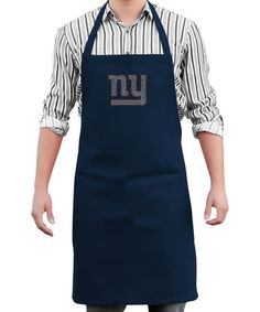Another great find on #zulily! New York Giants Victory Apron #zulilyfinds