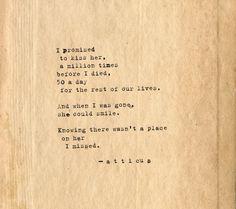 'Promise' #atticuspoetry #atticus #poetry #poem #loveherwild #promise #kiss #forever