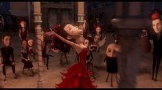 Jack et la Mécanique du Coeur … Un film d'animation original et plein de poésie … sur la différence et la passion amoureuse. #JacketlaMecaniqueduCoeur #Cinema #Animation @EuropaCorp Studio Studio Studio Studio