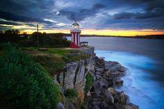 Hornby Lighthouse by Noval Nugraha, via 500px.