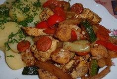 No Salt Recipes, Kung Pao Chicken, Menu, Ethnic Recipes, Food, Asia, Menu Board Design, Essen, Yemek