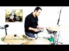 Download your free PDF at http://www.authenticdrummer.com/groove-lesson-half-time-shuffle    Get your FREE drum lessons: http://www.authenticdrummer.com    http://www.facebook.com/authenticdrummer    http://www.twitter.com/adrianvioli    Groove lesson covering the popular half time shuffle and the different parts that make it happen with Adrian Violi the Authentic Drummer.