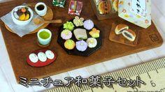 ミニチュア★和菓子セット