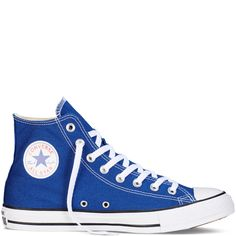 c5c39e960511 Converse - CT All Star Fresh Hi Canvas Sneakers (Big Kid) - Roadtrip Blue