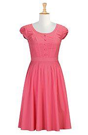 I <3 this Caroline dress from eShakti