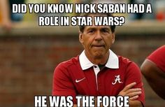Nick Saban and Alabama are on the verge of leaving college football history behind. Crimson Tide Football, Alabama Football, Alabama Crimson Tide, Clemson, Football Team, College Football Picks, Football Memes, College Picks, Football Stuff