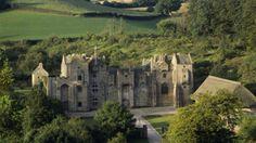 Compton Castle - 600 year old castle, Marldon, Paignton, Devon - England
