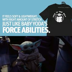 """Show your love for Mando's foundling """"The Child"""" aka Baby Yoda. This t-shirt is everything you've dreamed of and more. It feels soft and lightweight, with the right amount of stretch just like Baby Yoda's force abilities. Limited Edition get it be. Yoda T Shirt, Prequel Memes, Clothing Ideas, Addiction, Shirt Designs, Dads, Star Wars, Gift Ideas, Free Shipping"""