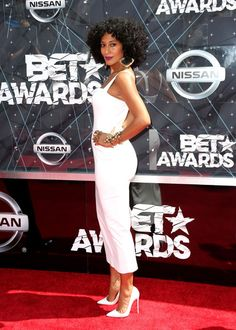 2015 BET AWARD RED CARPET: TV Hotties Gabrielle Union, Tracee Ellis Ross, Jay Ellis & More