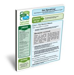 Splendid Expressions English Exam, English Study, Learn English, English Speaking Skills, Advanced English, Instant Messaging, Class Activities, Printed Pages, Ielts