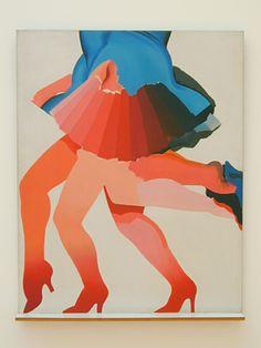 Popart in Europa - Allen Jones: Neither Forget Your Legs Allen Jones, James Rosenquist, Modern Art, Contemporary Art, Claes Oldenburg, Jasper Johns, Cultura Pop, Andy Warhol, Abstract Expressionism