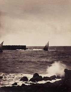 Gustave Le Gray, 1857