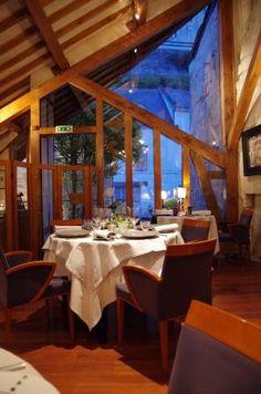 Buerehieseil, le restaurant gastronomique du Chef Eric Westermann ...