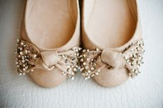 for the brides that cannot stand high heels!