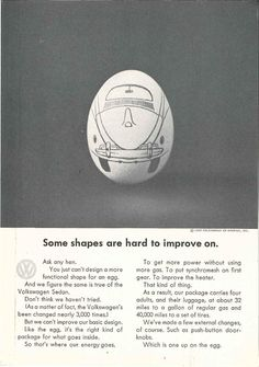 1963 Beetle Advertisement