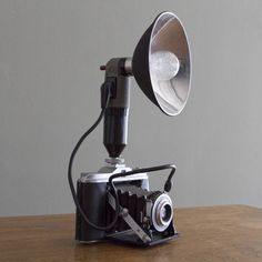 Fab.com | Vintage Ansco Flash Camera from Ansco, Heiland